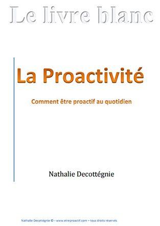 Livre blanc proactivité