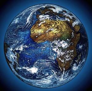 Être proactif la Planète bleue