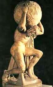 Atlas Titan sculpture1