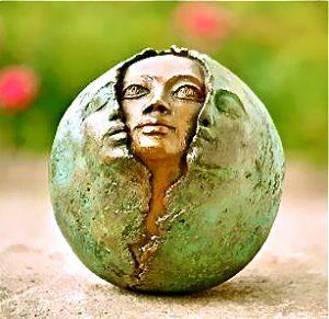 Être soi Sculpture1