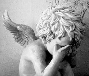Être proactif Ange désolé Je te demande pardon