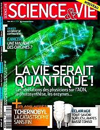 Monde quantique Science et vie1