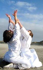 être proactif Art martial en couple
