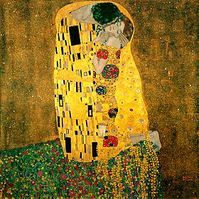 Être proactif Klimt Le Baiser