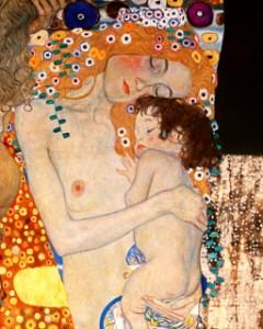 Être proactif Klimt Mère Enf