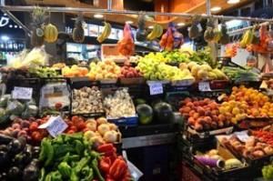 Être proatif Energie Légumes étal