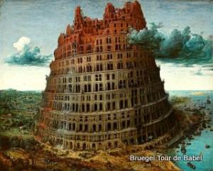 Être proactif Tour de Babel
