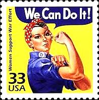Femme We can do it2
