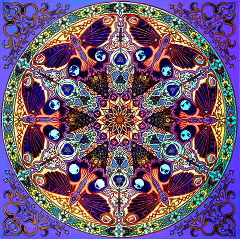 Être proactif Mandala de la Transformation